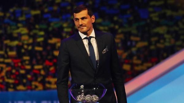 Iker Casillas Kena Serangan Jantung Lagi?