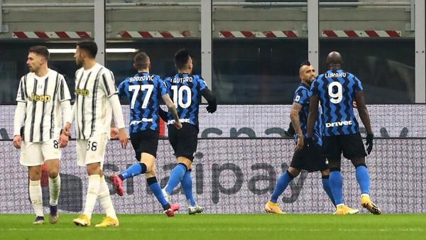 Inter Juara Liga Italia, Juventus: Selamat dan Tunggu Musim Depan!