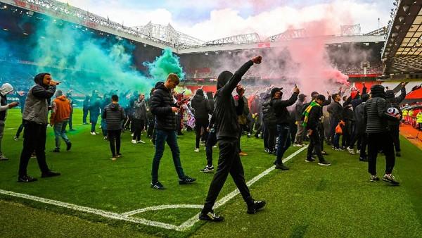 Laga MU Vs Liverpool Resmi Ditunda!