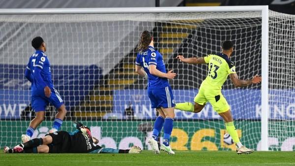 Leicester Vs Newcastle: The Foxes Tumbang 2-4 di Kandang