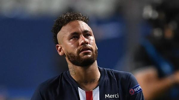Persembahan Neymar untuk Sahabatnya yang Tewas dalam Pelarian