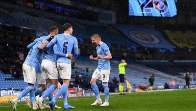 Ngeri! Man City Tim Inggris Tergalak di Liga Champions